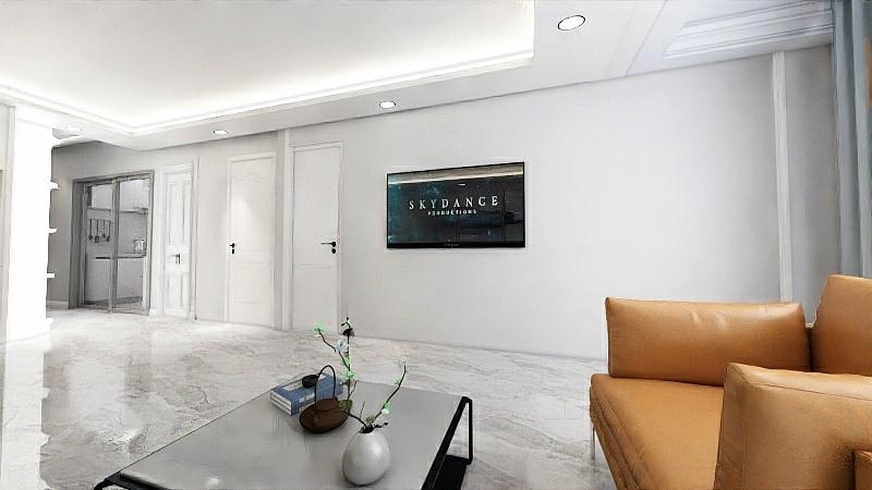 新风门太多,电视墙v新风好啊客厅管道系统保温材料图片
